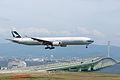 Cathay Pacific Airways, B777-300, B-HNF (17692811229).jpg