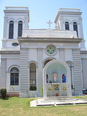 Church of the Assumption (Penang) - Image: Cathedral Of The Assumption
