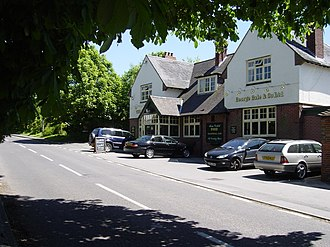 Catherington - Image: Catheringtoninc Farmer Inn