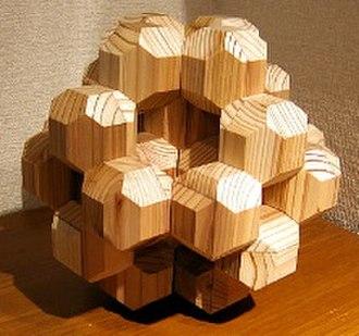 Chamfer (geometry) - Image: Cc block