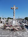 Cemetery Cross (1873), 2020 Pápa.jpg