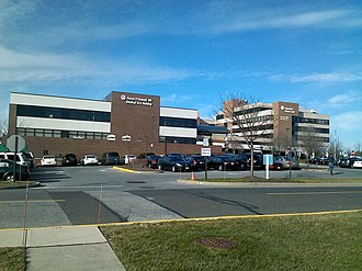CentraState Medical Center - Image: Centra State Front view 2
