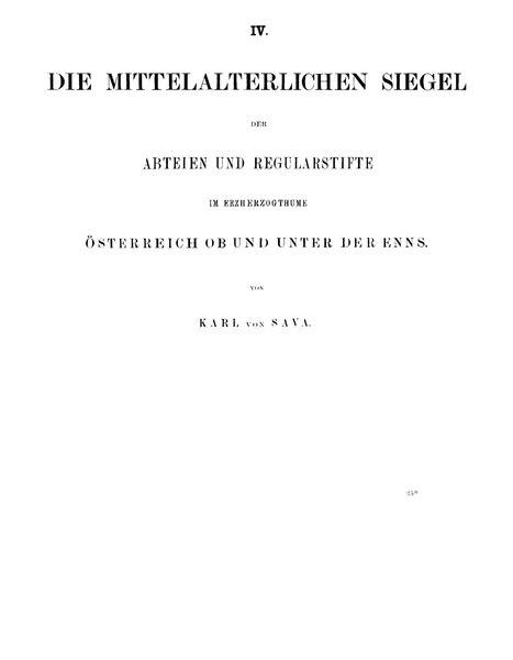 File:Central-Commission Jahrbuch 03 Die mittelalterlichen Siegel der Abteien und Regularstifte.pdf
