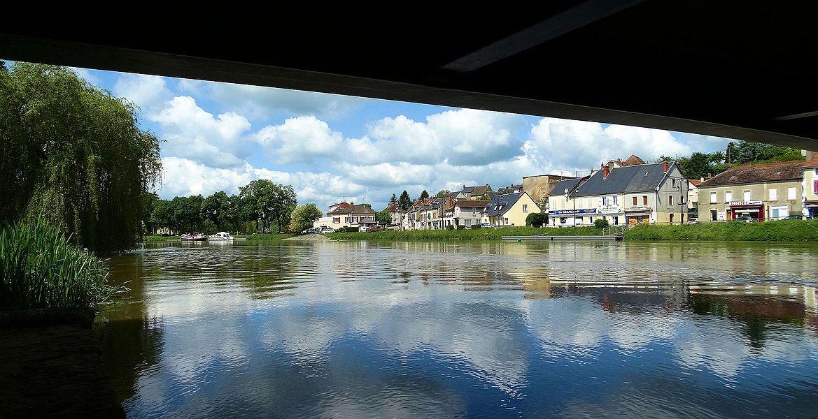 Le bassin de Cercy-la-Tour