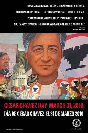Cesar Chavez Day - Cesar Chavez Day