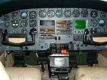 Cessna 402B..., Tridente AN0978709.jpg
