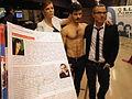 Chéries-Chéris & Philippe Besson et Matthieu Charneau (Le jury longs métrages) et Pascale (8097768186).jpg