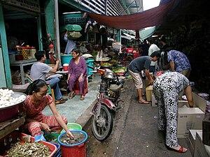 Bình Tây Market - Chợ Lớn