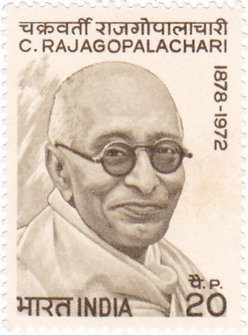 Chakravarthi Rajagopalachari 1973 stamp of India