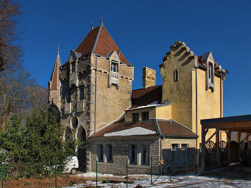 Château de la Juive (Inscrit)