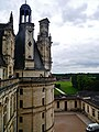 Chambord Château de Chambord Turm 7.jpg