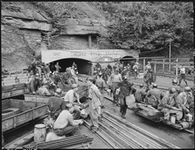 History Of Coal Mining Wikipedia