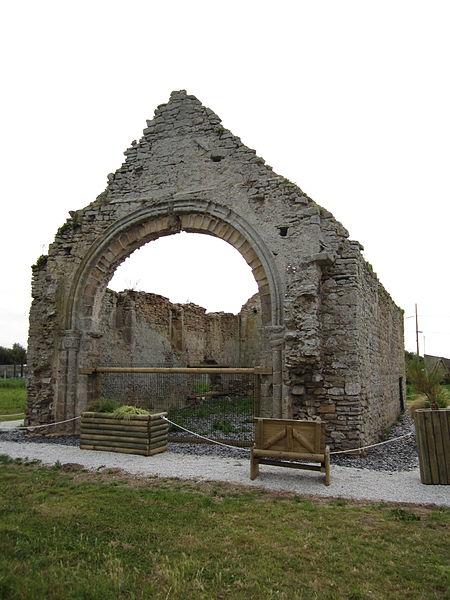 Chapelle Sainte-Ergouëffe de fr:Surtainville