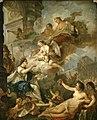 Charles-Joseph Natoire, Allégorie à la naissance de Marie-Zéphirine de France en 1750 (1750) - 002.jpg