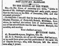 Charles Babbage (Letter to the Editor by William Carr, The Times).png