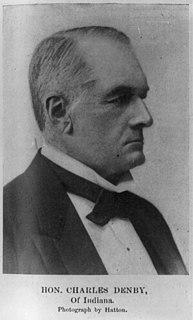 Charles Harvey Denby American diplomat
