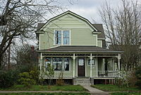 Charles Shorey House front - Hillsboro, Oregon.JPG