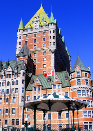 English: Chateau Frontenac, Quebec City, Quebe...