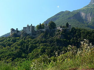 Saint-Pierre-dAlbigny Commune in Auvergne-Rhône-Alpes, France