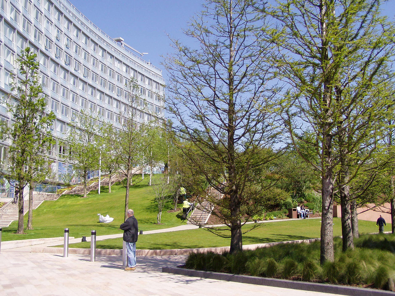 Image result for chavasse park liverpool