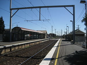 Chelsea railway station, Melbourne - Image: Chelsea Station