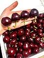 Cherries in Yantai, China.jpg