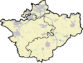 Cheshire outline map (2009).png