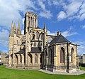 Chevet de la cathédrale Notre-Dame de Coutances.jpg