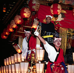 Chichibu Night Traditional Festival