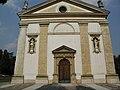 Chiesa di Santa Maria in Colle, facciata (Montebelluna).JPG