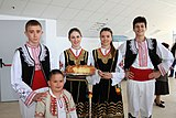 Children in Bulgarian national costumes.jpg