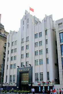 Bank Of Communications Shanghai