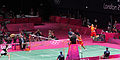 China vs. Denmark In The Mens Doubles Badminton Final (8172629763).jpg