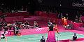 China vs. Denmark In The Mens Doubles Badminton Final (8172629763).jpg
