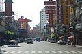 Chinatowns main thoroughfare Thanon Yaowarat (6491934975).jpg