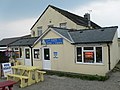 Chip shop on the front at Dinas Dinlle - geograph.org.uk - 1283662.jpg