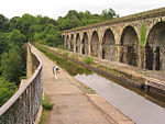 Railway Viaduct over River Ceiriog