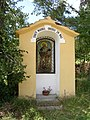 Chramosty, kaple sv. Marka u cesty k Třebnicím (01).jpg
