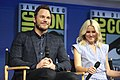 Chris Pratt & Elizabeth Banks (29850075278).jpg