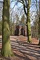 Christ the Lord chapel at Mariendaal Oosterbeek in spring - panoramio.jpg