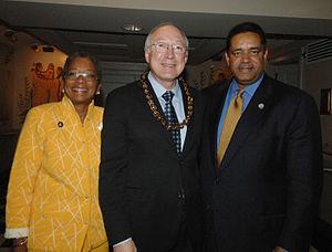 U.S. Delegate Donna Christian-Christensen, Sec...