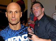 Christopher Daniels and Frankie Kazarian