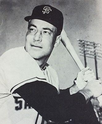 Chuck Hiller - Hiller in 1961