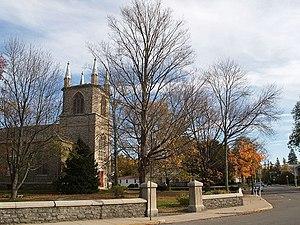 Church Green (Taunton, Massachusetts) - Image: Church Green Taunton