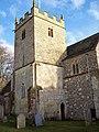 Church Tower, St Marys, Stapleford - geograph.org.uk - 333453.jpg