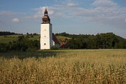 Church of Saint Catherine in Rybnica 2011.jpg