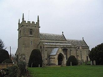 Swinstead - St Mary's church, Swinstead