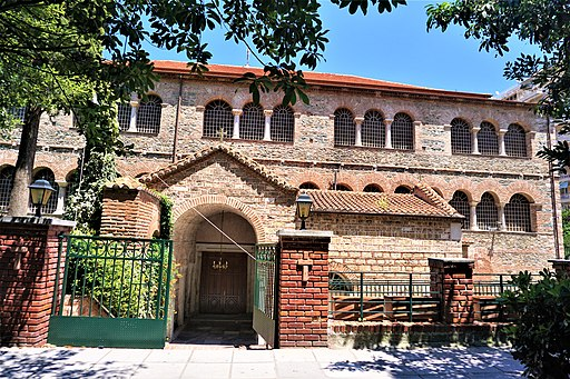 Church of the Acheiropoietos (Thessaloniki) by Joy of Museums 3