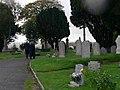 Churchyard, St Mary's Church, Rhuddlan - geograph.org.uk - 607807.jpg