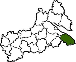Chyhyryn Raion Former subdivision of Cherkasy Oblast, Ukraine